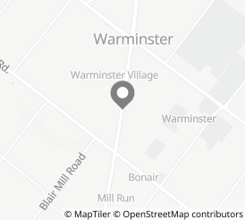 Map to our office