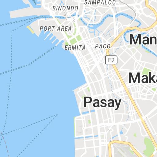 Metro Manila Future Train Map : Scribble Maps