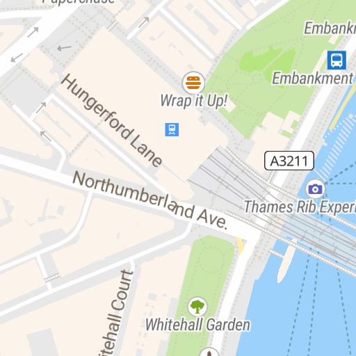 Pokemap London : Scribble Maps
