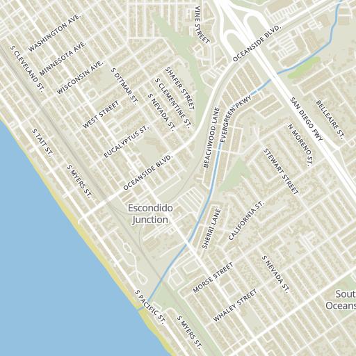 Oceanside Spot Guide - Surf Forecast and Report ... on streets in oceanside ca, weather oceanside ca, downtonw oceanside ca, aerial view oceanside ca, mapquest oceanside ca,