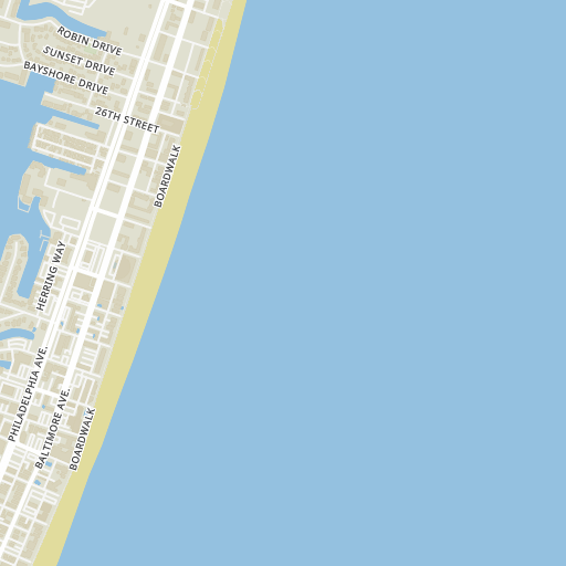 Ocean City, MD Spot Guide - Surf Forecast and Report