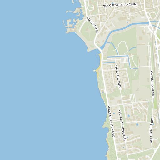 Livorno - Tre Ponti Spot Guide - Surf Forecast and Report