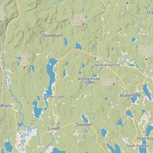 Google Map of NH 4er Progress on